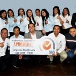 Seguimos siendo los primeros en toda Centroamérica como empresa de outsourcing que tiene un alcance tan amplio de certificación ISO. Adelante Equipo!