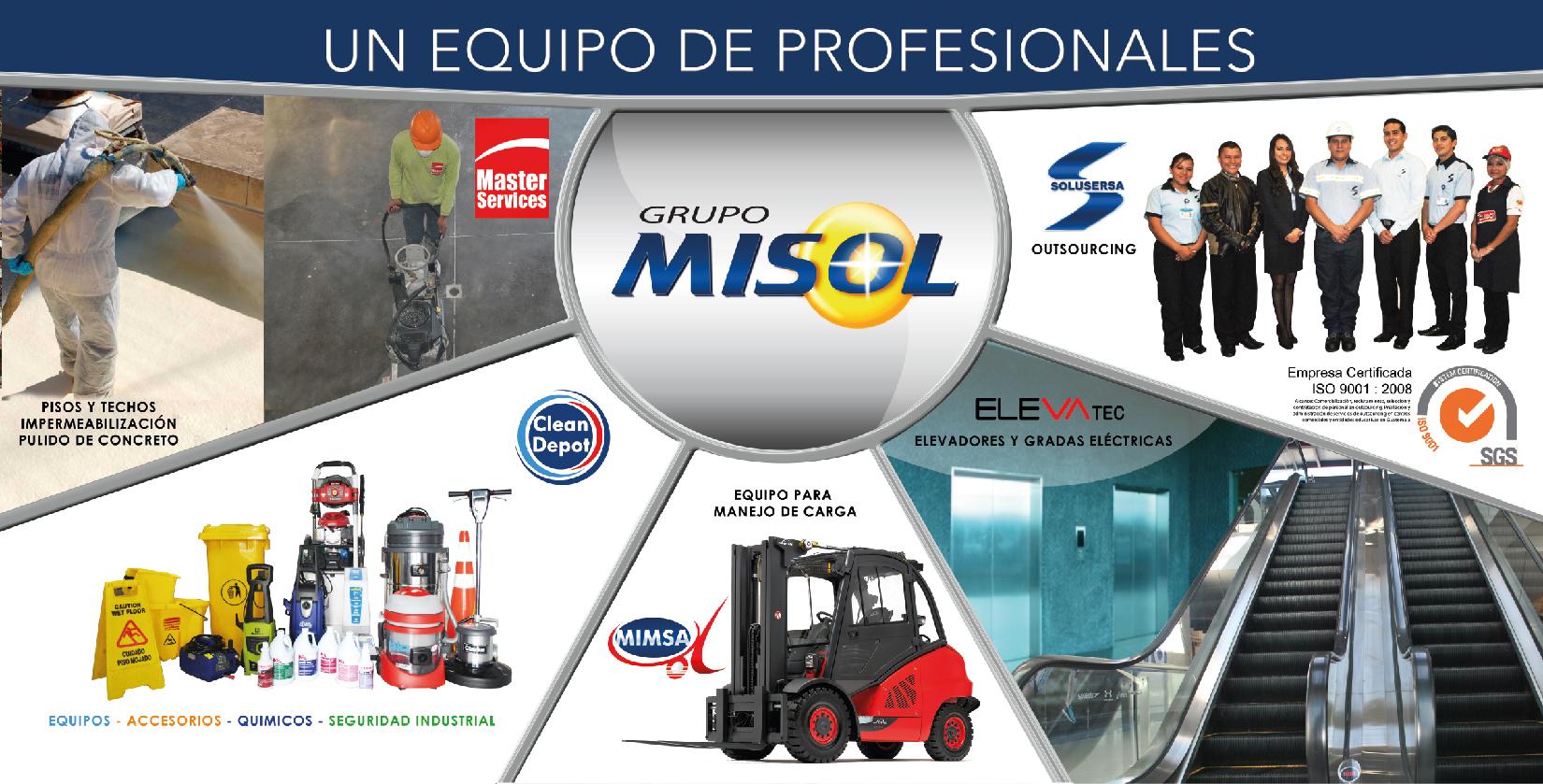 Porta Grupo Misol 2016