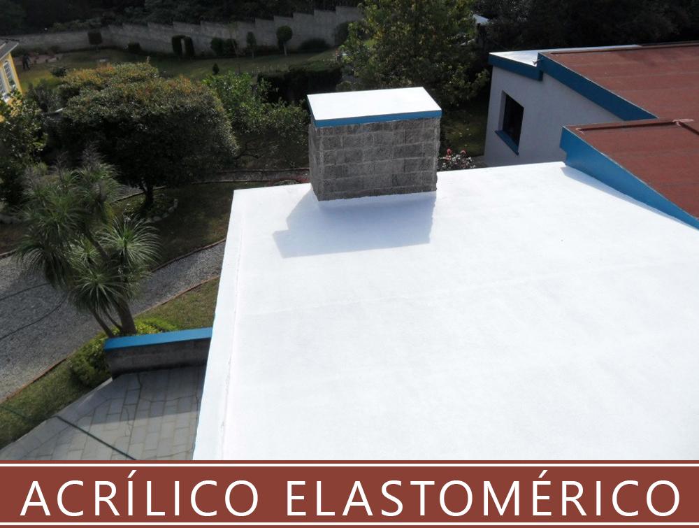Acrílico elastomérico portada
