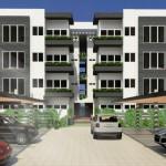 Edificio de apartamentos DOMOS