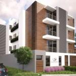 Edificio de apartamentos CADORO
