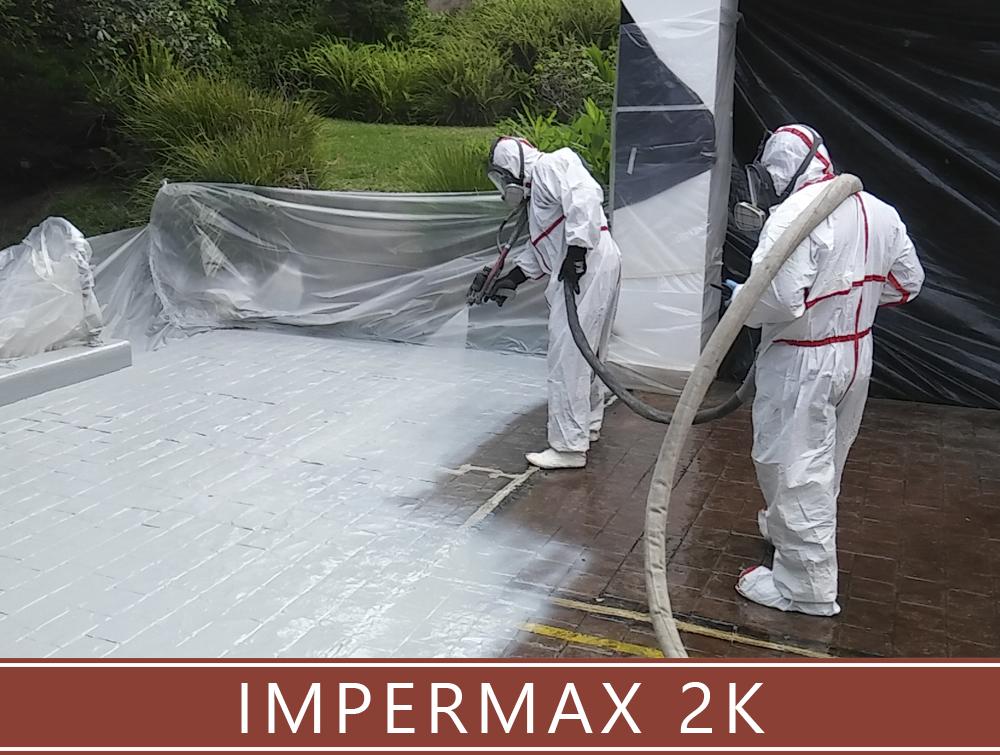 Impermax 2k portada