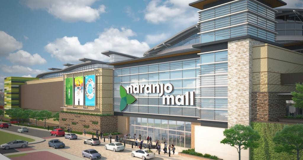 Naranjo Mall, 11 Equipos