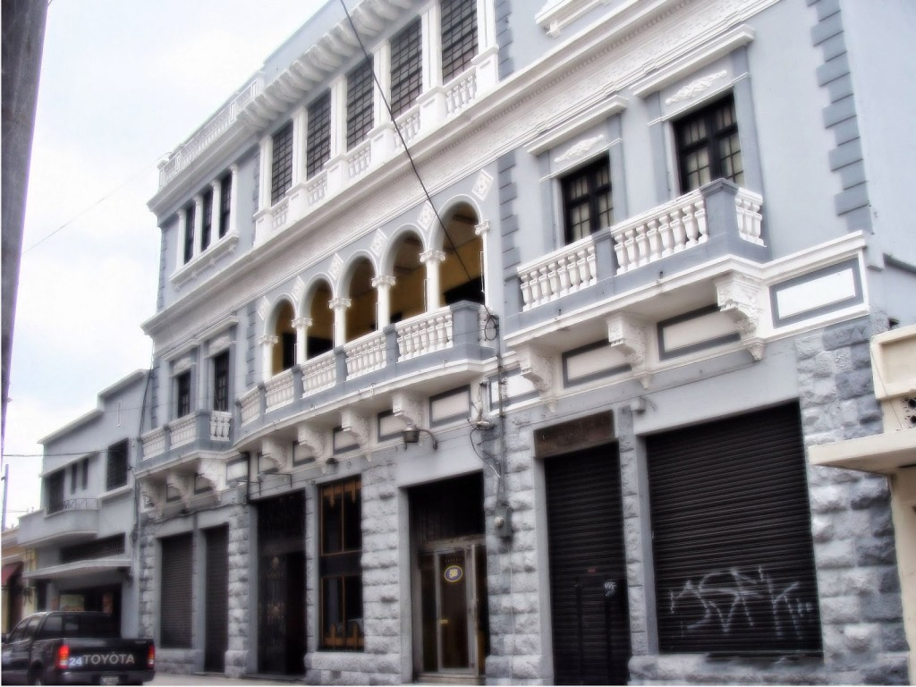 Edificio, Defensa Pública Penal