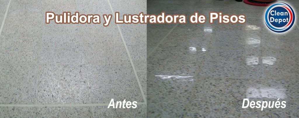 lustrado de pisos en guatemala
