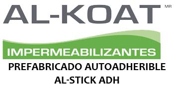 PREFABRICADO AUTOADHERIBLE AL-STICK ADH