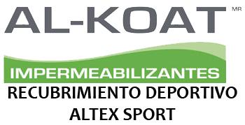RECUBRIMIENTO DEPORTIVO ALTEX SPORT