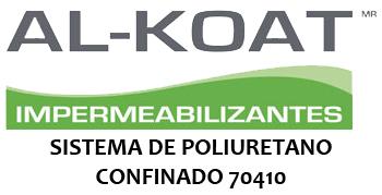 SISTEMA DE POLIURETANO CONFINADO 70410