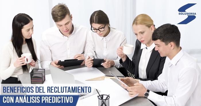 Beneficios del reclutamiento con análisis predictivo